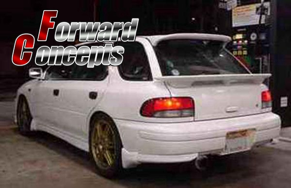 For 93 01 Subaru Impreza Wagon Gc8 Gf