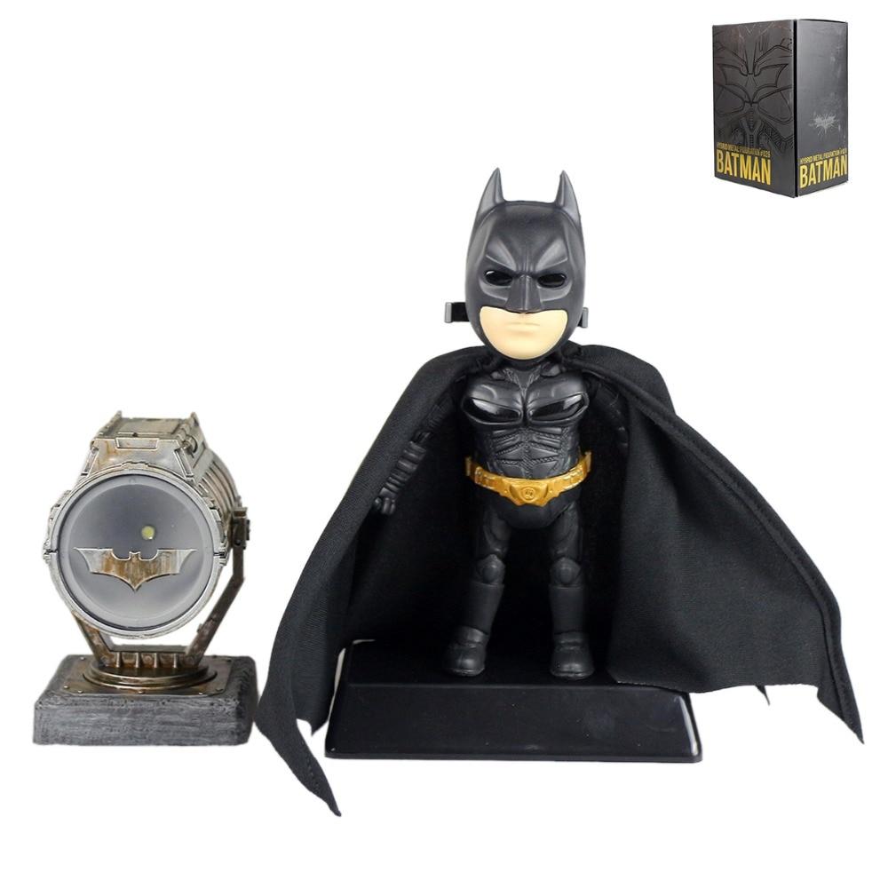 The Dark Knight Rises Hybrid Metal Figuration #026 Batman 6