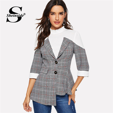 84277ba2842 Buy suit women grey and get free shipping on AliExpress.com