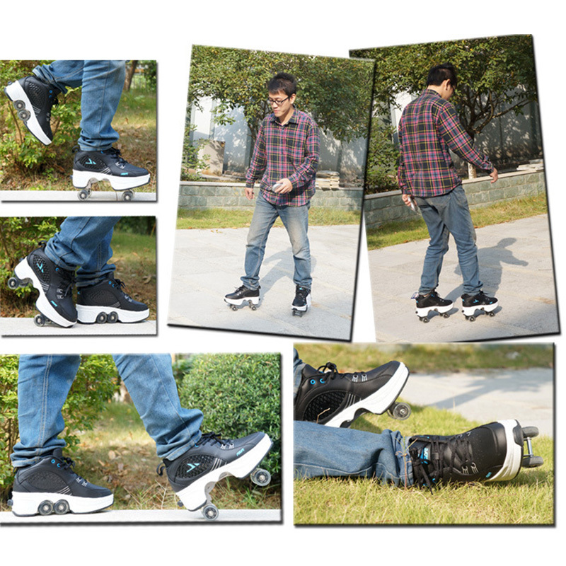 8037168d548ac Shoes with roller wheels for adults