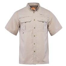 Free shipping! – Men's quick dry shirt fishing shirt
