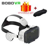Bobo VR Bobovr Z4 Box Headset Video 3 D 3D Virtual Reality Glasses Goggles Smartphone Helmet