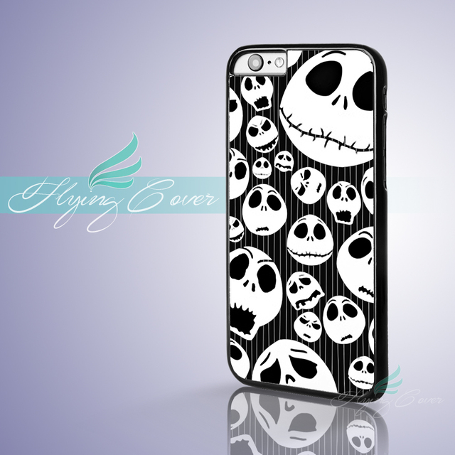 coque iphone 8 jack skellington