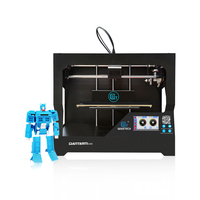 Latest Geeetech GiantArm D200 3D Printer Connection Filament Break Detection Power off Resume Function|3D Printers|Computer & Office -