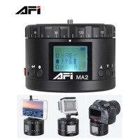 Новый afi ma2 мини ЖК дисплей электронный панорама голова для смартфонов Gopro Hero SJCAM SJ4000 для Canon 5D 7D Nikon D800 зеркальные фотокамеры