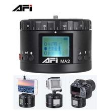 Новый afi ma2 мини ЖК-дисплей электронный панорама голова для смартфонов Gopro Hero SJCAM SJ4000 для Canon 5D 7D Nikon D800 зеркальные фотокамеры