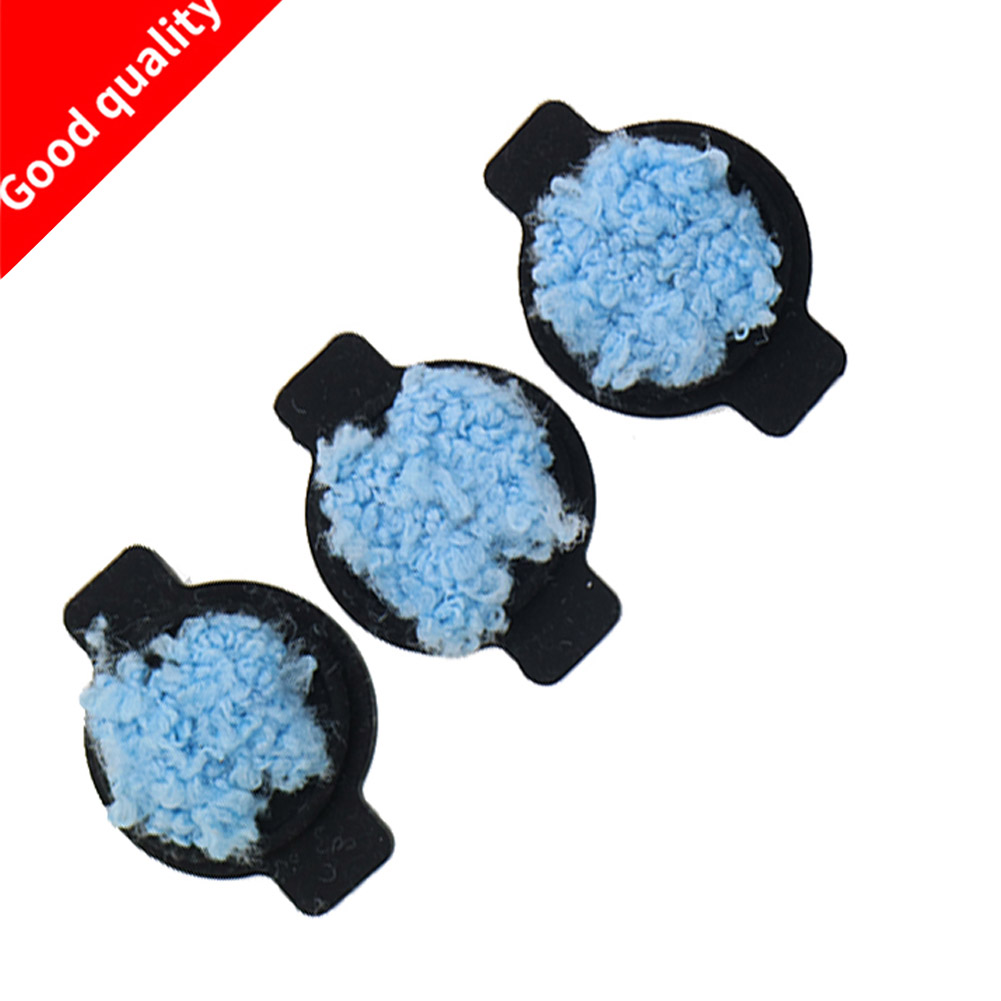 3pcs/Lot High-quality Water Wick Cap kit for iRobot Braava 380 380t 320 Mint 4200 4205 5200 5200C Robot replacement 10pcs lot high quality microfiber wet mopping cloths for irobot braava 321 380 320 380t mint 5200c 5200 4200 4205 robot