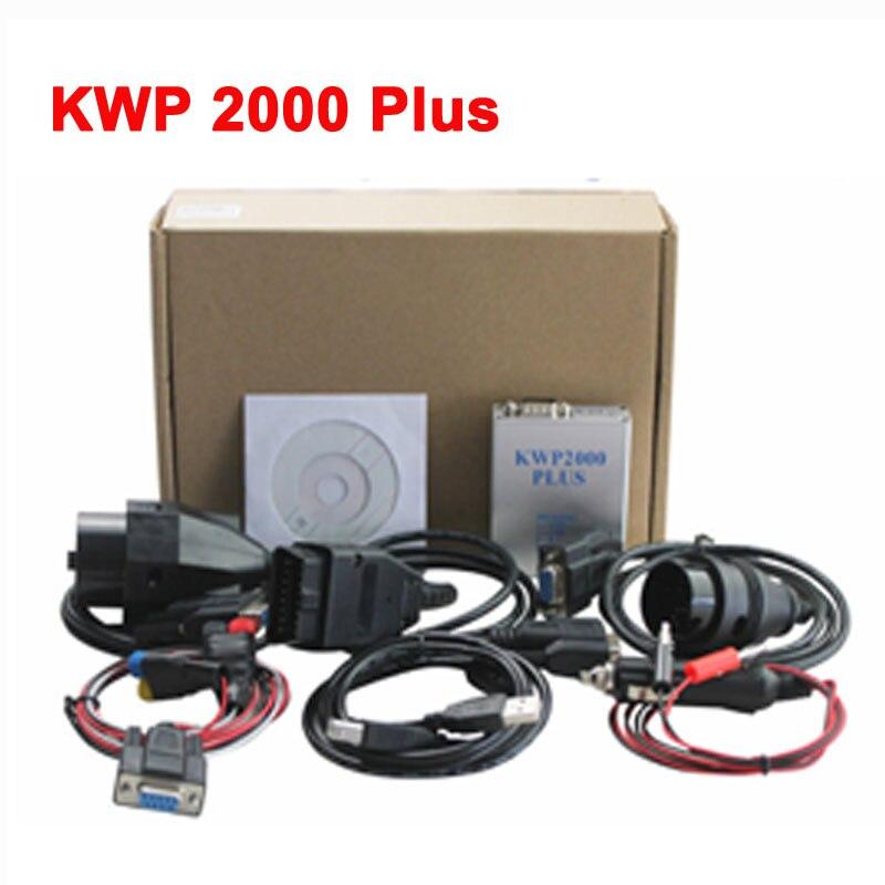 Новое поступление KWP 2000 плюс ECU Flasher OBD2 OBD II ЭБУ Чип Tunning инструмент KWP2000 читать и писать ЭБУ для мульти автомобилей марки lr5