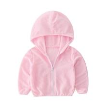 hot deal buy kids jacket for girls star print spring baby boy jacket sporty children outerwear & coats baby hooded windbreaker coat 2018 new