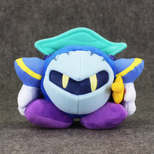 1Pcs Anime Kirby Plush Meta Knight Stuffed Plush Toy Soft Dolls With Tag 7 18CM Great