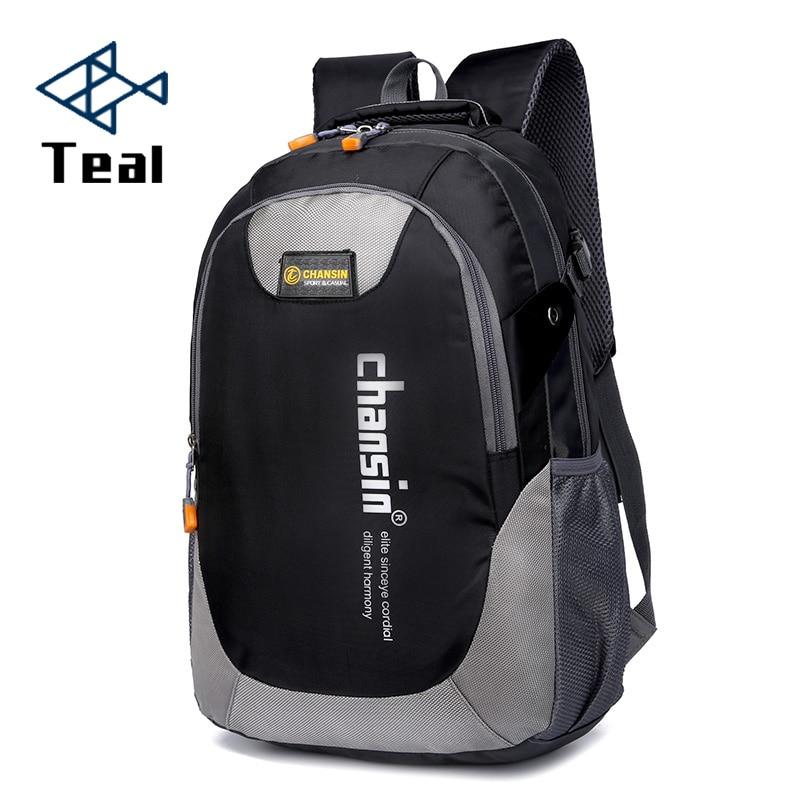 2020 Hot Sell Male Backpacks School Bag Boys For Teenagers Chain Oxford Waterproof Backpack Men Backpack Casual Nylon Backpacks