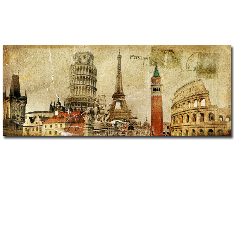Fantastic London Wall Decor Vignette - Wall Art Collections ...