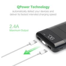 X-DRAGON Power Bank 15600mAh External Battery Phone Charger for iPhone 4s 5s SE 6 6s 7 7plus 8 X iPad Mini iPad Air Samsung.