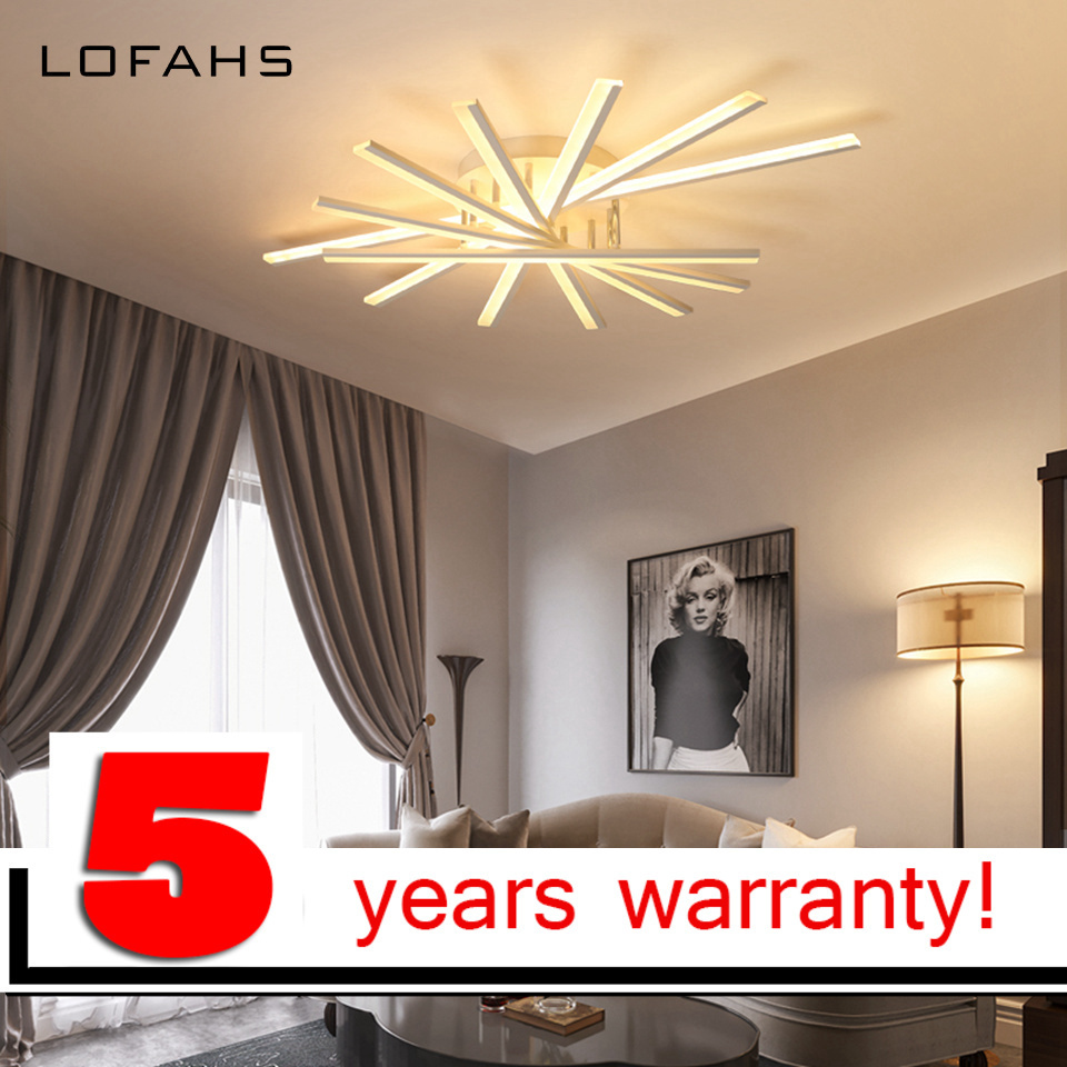 LOFAHS Modern led chandelier lamp lighting abajour luminaria luster avize lutre ledlamp for dining living room bedroom salon LOFAHS Modern led chandelier lamp lighting abajour luminaria luster avize lutre ledlamp for dining living room bedroom salon