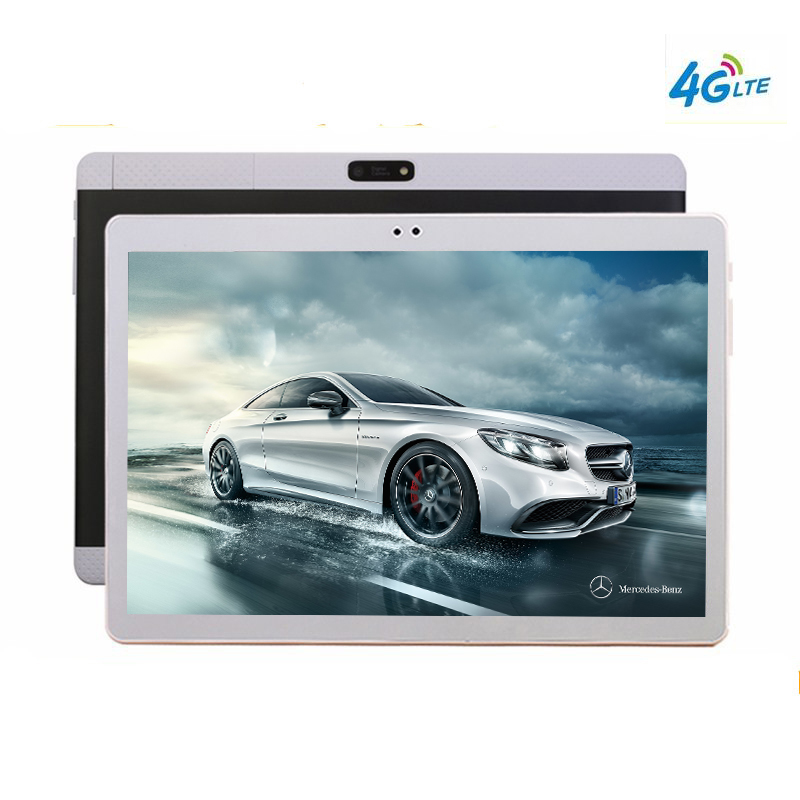 CARBAYTA K99 10.1' Tablets Android 7.0 128GB ROM Dual Camera 8MP Dual SIM Tablet PC GPS bluetooth phone MT6797 320 dpI 10 Core