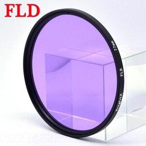 Image 2 - UV ND כוכב מצלמה עדשת מסנן עבור canon סוני ניקון 49 52 55 58 62 67 72 77 mm סט dslr צילום אור צבע 52mm 58mm