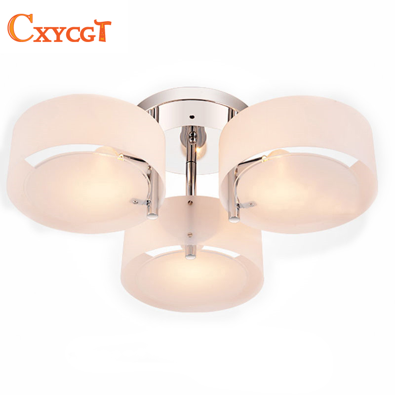 Aliexpress Com Buy Modern Acryl Led Ceiling Light With: Aliexpress.com : Buy White Luxury Acryl LED Ceiling Light