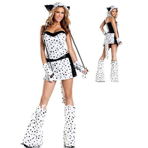 dairy cow halloween costumes clothing performance clothing sexy skunk uniforms suit costume cosplay anime cat girl uniforms on aliexpresscom alibaba - Halloween Costume Cow