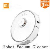 Xiaomi roborock S50 S51 robot vacuum cleaner 2 Wet drag mop Smart Planned with water tank free tax to RU EU israel