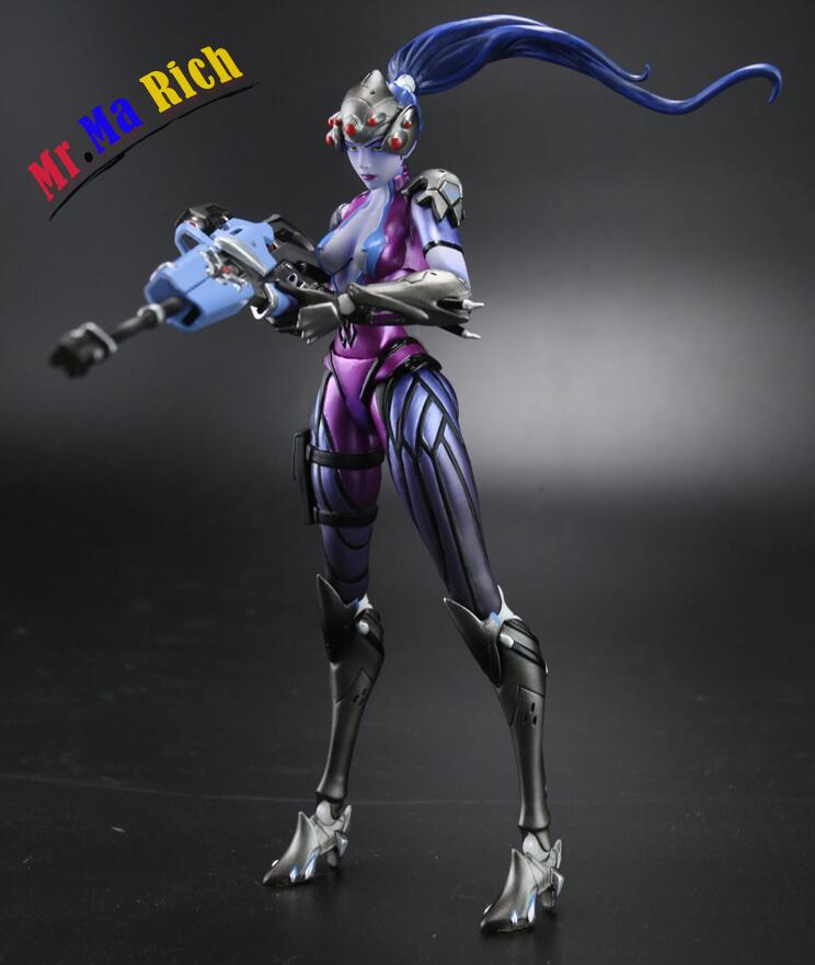 1/10 Ow Figures Amelie Lacroix Widowmaker Statues Figure Collection 08 ow amelie lacroix widowmaker cosplay costume custom made any size