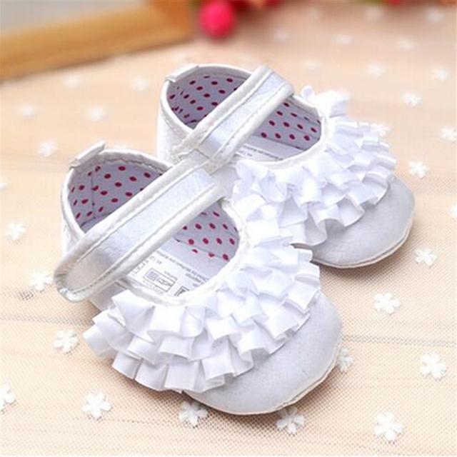 Mocassins criança Do Bebê Da Menina do Menino Sapatos Primeiro Walkers Newborn Scarpette Neonata Suave Sole Berço Sapatos Mocassins 703066