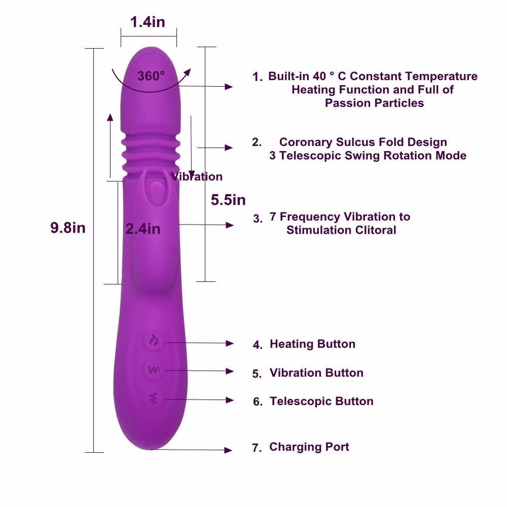 HTB1LWbXNVXXXXcAXFXXq6xXFXXXB - Rechargeable Rotating Rabbit Vibrator Massage Rod