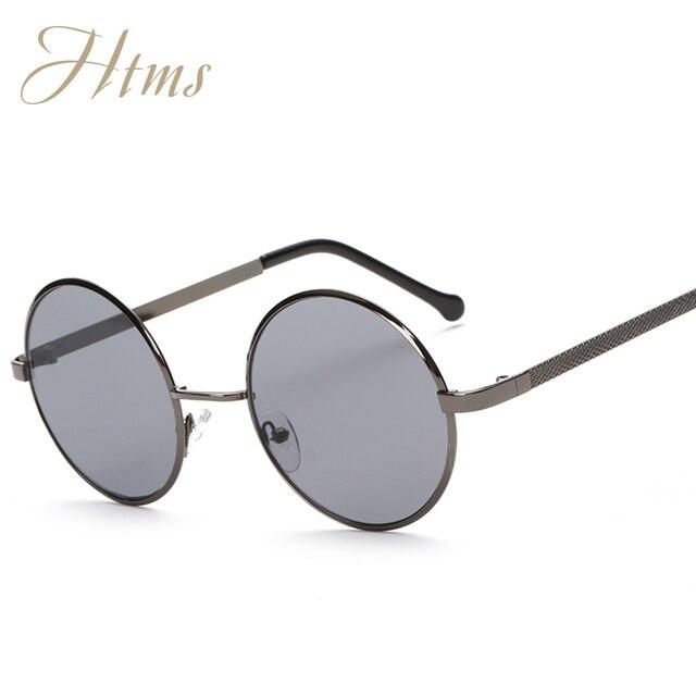 71869f8b4 2017 Men Luxury Brand Sunglasses Women 80s 90s Vintage Glasses Modern  Eyewear Ray Aviation Sun Glasses Round Retro sol HD
