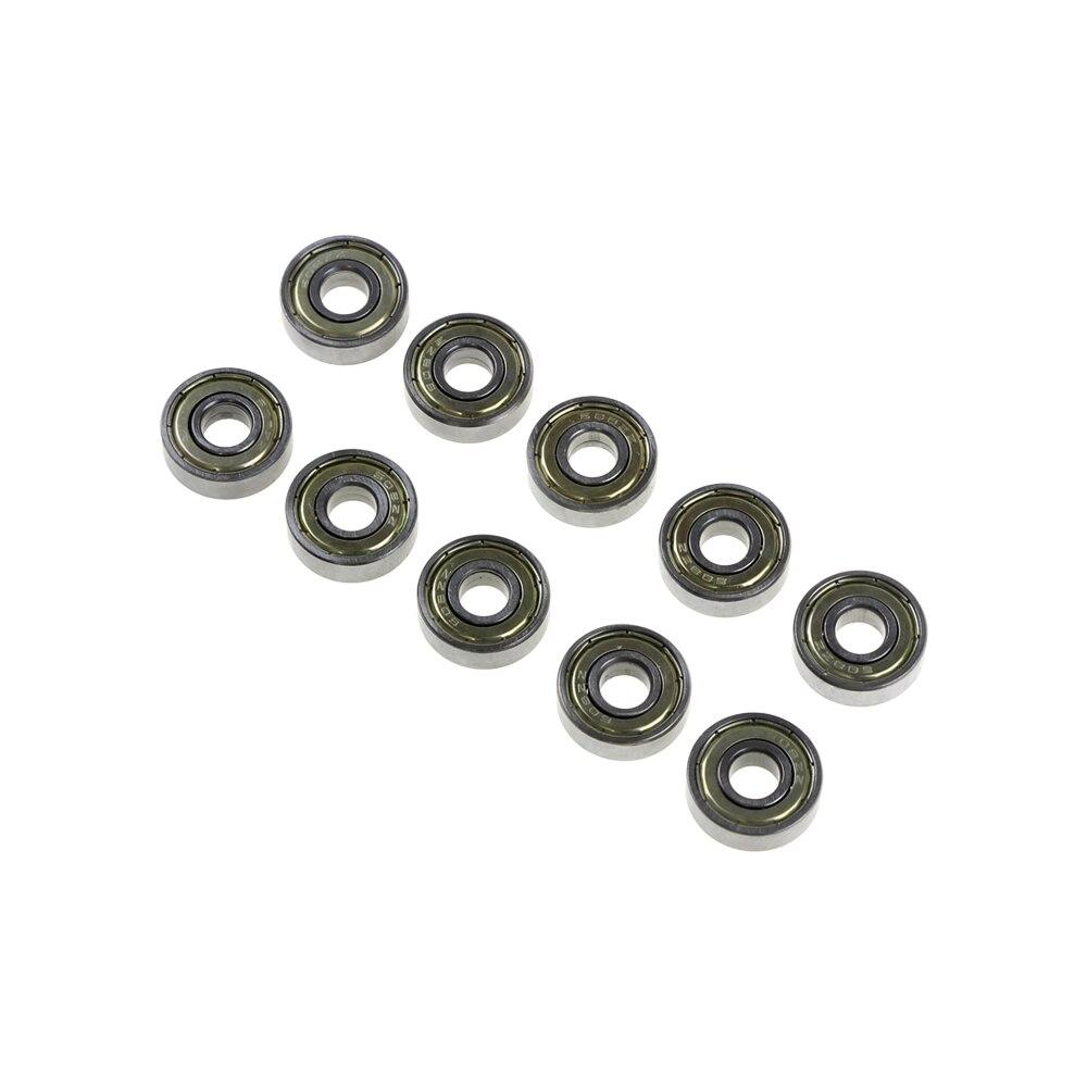2pcs 608ZZ 608Z 608 2Z 8x22x7mm Deep Groove Ball Bearing Mini Bearing 8*22*7