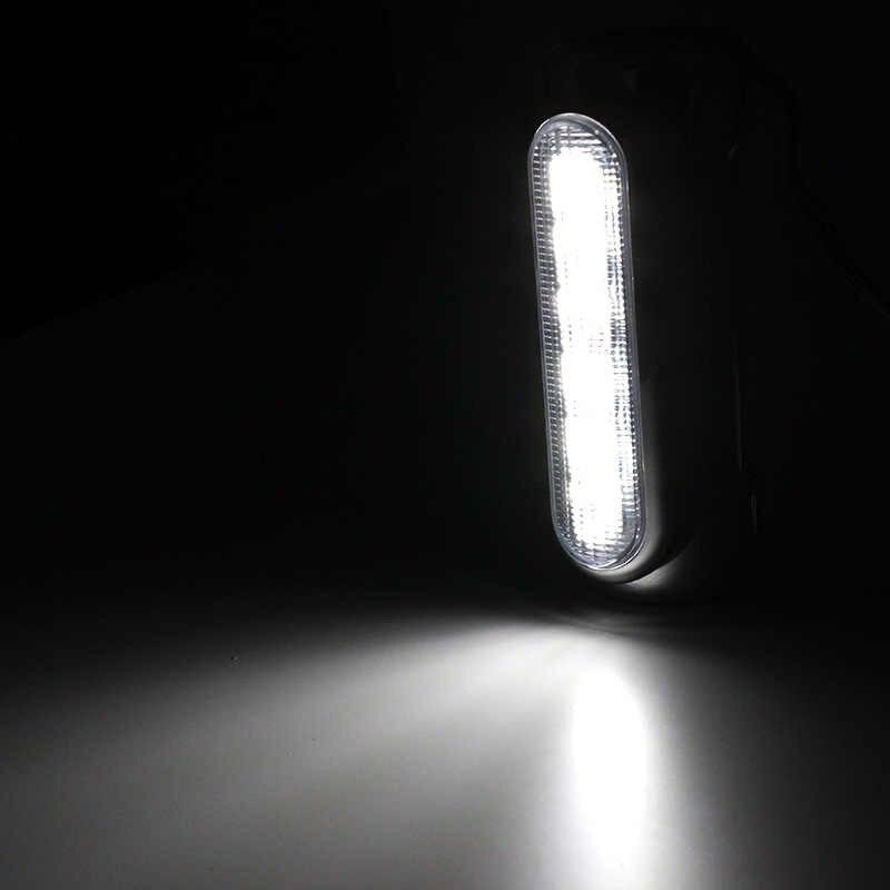 Faduies motocicleta estrada barra switchback sinal de volta luz âmbar branco led para a vitória harley estrada rei/touring modelos
