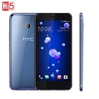 HTC U11 4GB RAM 64 ROM Waterproof Octa Core 5 5 Inch Screen Snapdragon 835 Octa
