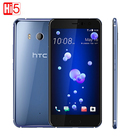 HTC U11 4GB RAM 64 ROM Waterproof Octa core 5.5 inch screen Snapdragon 835 Octa Core 4G LTE 16.0 MP front camera mobile phone