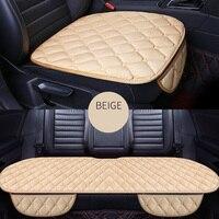 Front+Rear 5 Seats Plush car seat covers For Mazda 3 6 CX 5 CX7 323 626 M2 M3 M6 Axela Familia ATENZA auto accessories car style