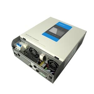 Image 5 - EPever onduleur pour batterie 24/48v, à onde sinusoïdale Pure, onduleur pour installation hors réseau, chargeur pour installation solaire MPPT, UP3000 M3322 M2142