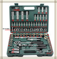 94 pcs de alta qualidade kit de ferramentas do agregado familiar/mão ferramenta kit/ferramenta incluindo soquete, chave/auto kit ferramenta de reparo
