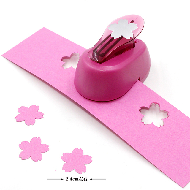 Aliexpress buy 1 25mm flower punch labor saving best card 1 25mm flower punch labor saving best card making tool scrapbooking punches paper mightylinksfo