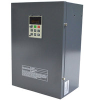 Heavy Load 400hz AC VFD 3HP 22Kw Inverter Input 3Ph 380V 17A Speed Control Motor Drive