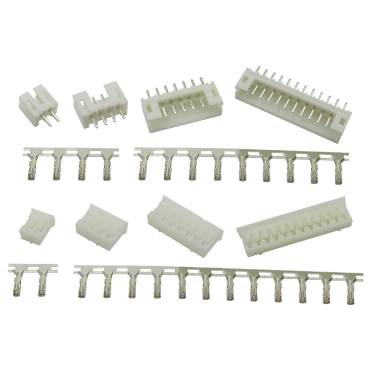PH2.0 connector 2.0MM connector plug straight needle spacing + + terminal 2P~16P(20sets)