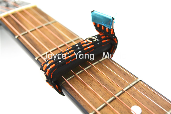 new alice a008 a elastic capo acoustic electric guitar capos free shipping wholesales in guitar. Black Bedroom Furniture Sets. Home Design Ideas