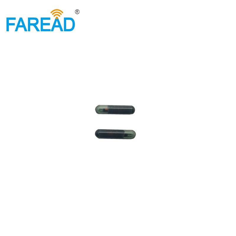 ISO15693 13.56MHz HF 3*13mm  RFID Glass Tag Vigo IC Tag