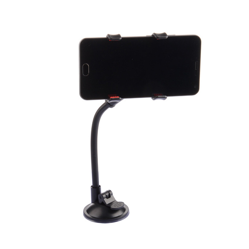 Image 3 - Universal Double headed Car Windshield Suction Cup Type Mobile Phone Holder Adjustable Angle For Car Navigation Phone Bracket-in Phone Holders & Stands from Cellphones & Telecommunications