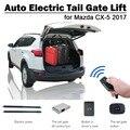Smart Auto Elektrische Tail Gate Lift voor Mazda CX-5 CX5 2017 Afstandsbediening Drive Seat Knop Controle Set Hoogte Voorkomen pinch