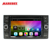 "MARUBOX 2 Din Android 8.1 For Ford Focus 2008-2011 Fiesta Mondeo Transit C-Max 7"" GPS Navi Stereo Radio Car DVD Player 7A601DT8(China)"