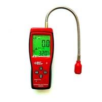 AS8800A газоанализатор автомобильный горючих газа детектор утечки газа местоположение определить герметичности звуковой и световой сигнализ