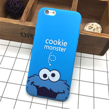 Back Covers with Cookie Monsters for iPhone