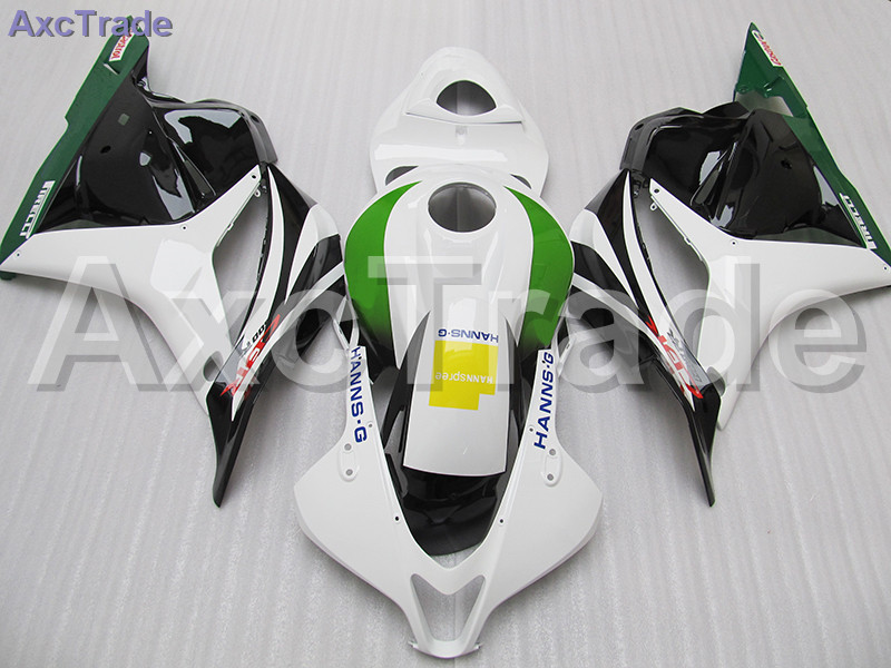Fit For Honda CBR600RR CBR600 CBR 600 RR 2009 2010 2011 2012 F5 Motorcycle Fairing Kit High Quality ABS Plastic Green Black C123 motorcycle winshield windscreen for honda cbr600rr f5 cbr 600 cbr600 rr f5 2007 2008 2009 2010 2011 2012