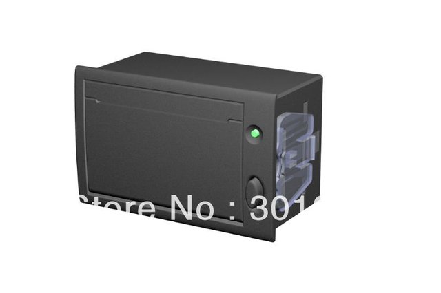 thermal printer 57mm paper width Serial/Parallel interface DC5V,3A WH-E17-701