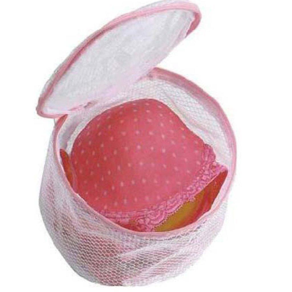 White Bra Wash Bag Washing Underwear Lingerie Sock Washing Bag