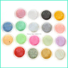 Fashion High Quality 18 Colors Nail Art Acrylic And Liquid Set Caving Powder Bulider Cave Sculpture For UV Gel Tips