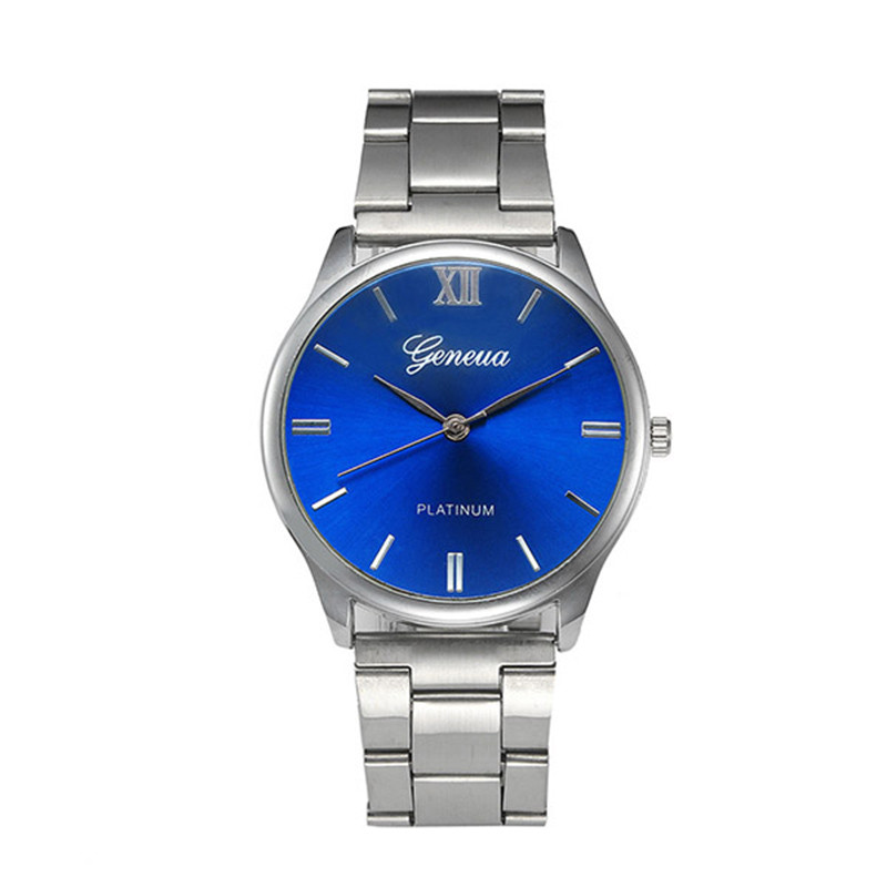 Hot!Fashion Man Women Crystal Stainless Steel Analog Quartz Wrist Watch Business Mens Wrist Watch Hodinky Relogio Feminino Clock пылесос midea vcc35a01k без мешка сухая уборка 1500вт красный