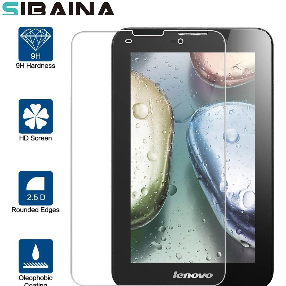 Per Lenovo A3000 Vetro temperato da 7 pollici Protezione schermo per tablet Pellicola per Lenovo A3000 7.0 Tablet in vetro temperato